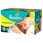 Pampers® Swaddlers™ 100-Count Size 1 Economy Pack Diapers