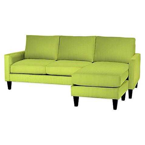 Kyle Schuneman For Apt2b Clark Reversible Chaise Sofa
