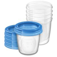 AVENT® 5-Pack 6 oz. Breastmilk Storage Starter Set
