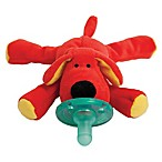 WubbaNub™ Red Dog Infant Pacifier