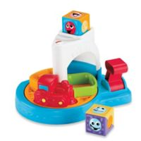 Fisher-Price® Roller Blocks Whirlin' Train Town