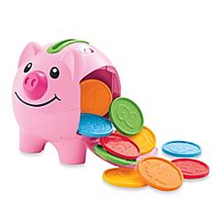 product image for Fisher-Price® Laugh & Learn™ Learning Piggy Bank