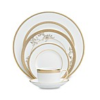 Vera Wang Wedgwood® Lace Gold 5-Piece Place Setting