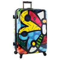 Heys® Britto Butterfly 30-Inch Upright Spinner Case