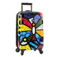 Heys® Britto Butterfly 21-Inch Upright Spinner Case