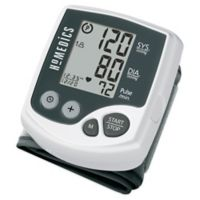 HoMedics® Automatic Wrist Blood Pressure Monitor with One-Touch Operation