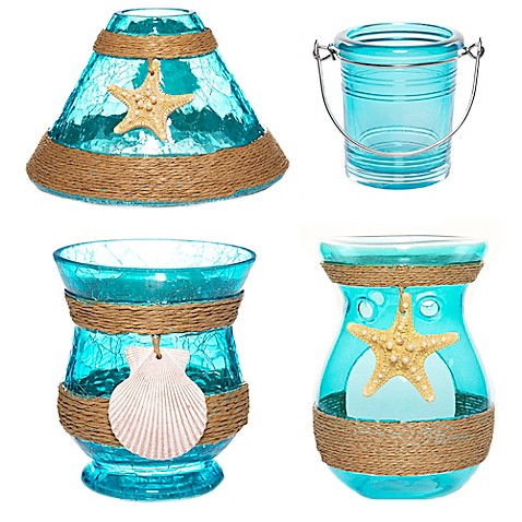 Yankee candle beach candle accessories bed bath beyond for Yankees bathroom decor
