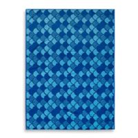 Jacquard Scales Beach Towel for Two