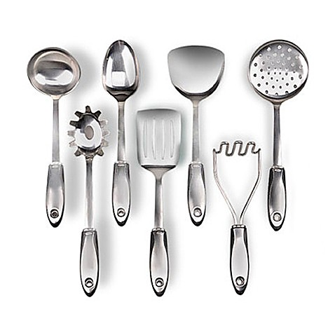 Oxo Steel 174 Utensils Bed Bath Amp Beyond