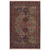 Karastan Original Multi Panel Kirman 11-Foot 5-Inch x 16-Foot Rug
