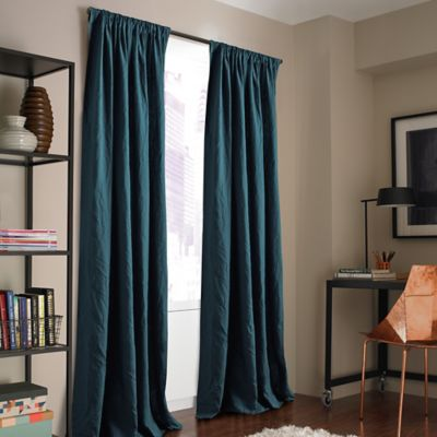 Buy Teal Curtains From Bed Bath Amp Beyond
