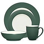 Noritake® Colorwave Rim 4-Piece Place Setting in Spruce
