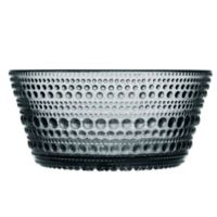 Iittala Kastehelmi Bowl in Grey