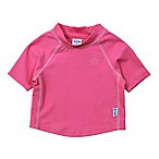 i play.® Size 12M Short Sleeve Rashguard in Hot Pink