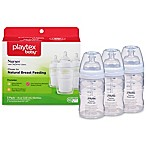 Playtex® 3-Pack 4-Ounce Baby Drop-Ins Nurser