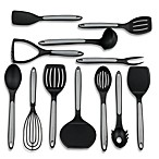 Calphalon® Nylon Utensils with Grip Anywhere Handles