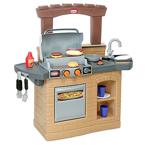 little tikes kitchen accessories tikes 174 cook n play outdoor bbq bed bath amp beyond 7134