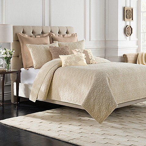 Bridge Street Sonoma Quilt In Ivory Bed Bath Amp Beyond