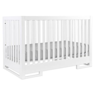 Buy Sorelle Finley 4 In 1 Convertible Crib In White From