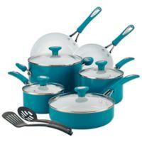 SilverStone Ceramic CXi 12-Piece Cookware Set in Blue