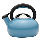 Circulon® Sunrise 1.5 qt. Tea Kettle in Turquoise