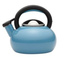 Circulon® Sunrise 1.5 qt. Tea Kettle in Turquoise