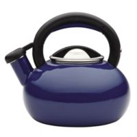 Circulon® Sunrise 1.5 qt. Tea Kettle in Navy