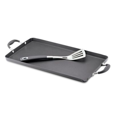 Buy All Clad B1 Hard Anodized Nonstick 11 Inch Flat Square