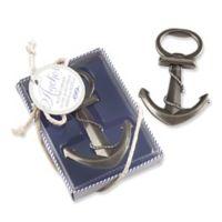 """Kate Aspen® """"Anchor"""" Nautical-Themed Bottle Opener"""