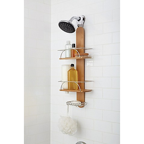 umbra 174 anchor shower caddy bed bath beyond