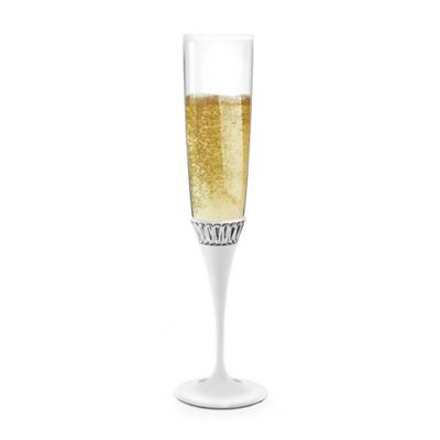 monique waterford opulence toasting flutes set of 2 - Waterford Champagne Flutes