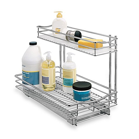 Buy Lynk 11 Inch x 18 Inch Deep Roll Out Under Sink Drawer