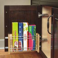 Rev-A-Shelf® Large Door Storage Mount Foil Rack