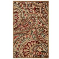 Nourison Graphic Illusions GIL14 3-Foot 6-Inch x 5-Foot 6-Inch Area Rug in Multicolor