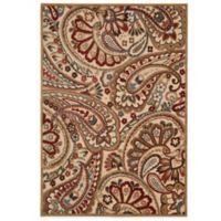 Nourison Graphic Illusions GIL14 7-Foot 9-Inch x 10-Foot 10-Inch Area Rug in Multicolor