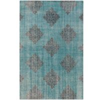 Surya Calenberg 2-Foot x 3-Foot Area Rug in Emerald