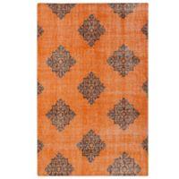 Surya Calenberg 8-Foot x 11-Foot Area Rug in Orange