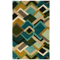 Style Statements 2-Foot x 3-Foot Weser Area Rug in Ivory