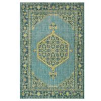 Style Statements Plauen 2-Foot x 3-Foot Accent Rug in Slate