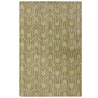 Surya Frisia 2-Foot x 3-Foot Accent Rug in Moss
