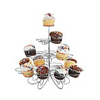 Wilton® Cupcakes N' More™ Medium Dessert Stand
