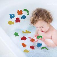 36-Piece Foam Bath Animal Set