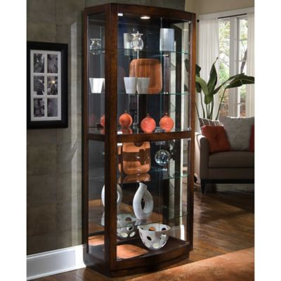 Buy Pulaski Curio Cabinets From Bed Bath Amp Beyond