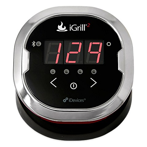 iDevices® iGrill2® Grilling Cooking Thermometer with Bluetooth®