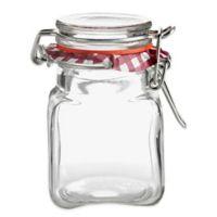 Kilner® Square 2 oz. Clip Top Spice Jar