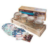 Kilner® 31-Piece Clip Top Canning Jar Gift Set