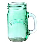 Kilner® 13.5 oz. Handled Jar in Green