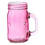Kilner® 13.5 oz. Handled Jar in Pink