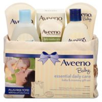 Aveeno® Baby Essential Daily Care Baby & Mommy Gift Set
