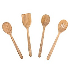 Artisanal Kitchen Supply™ Olive Wood Kitchen Utensil Collection